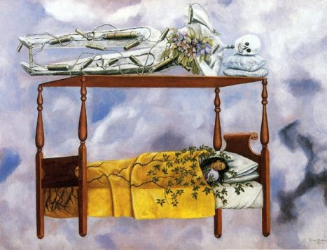 Frida-Kahlo_The-Dream